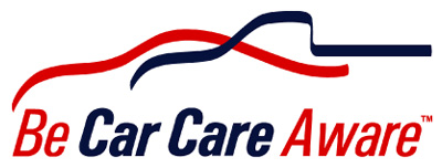 Logo of Be Car Care Aware